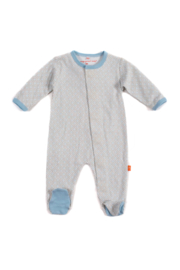 Magnetic Me Blue Dot 0-3M - Front cropped