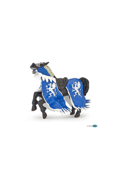 Papo Blue Dragon King Horse - Product List Image