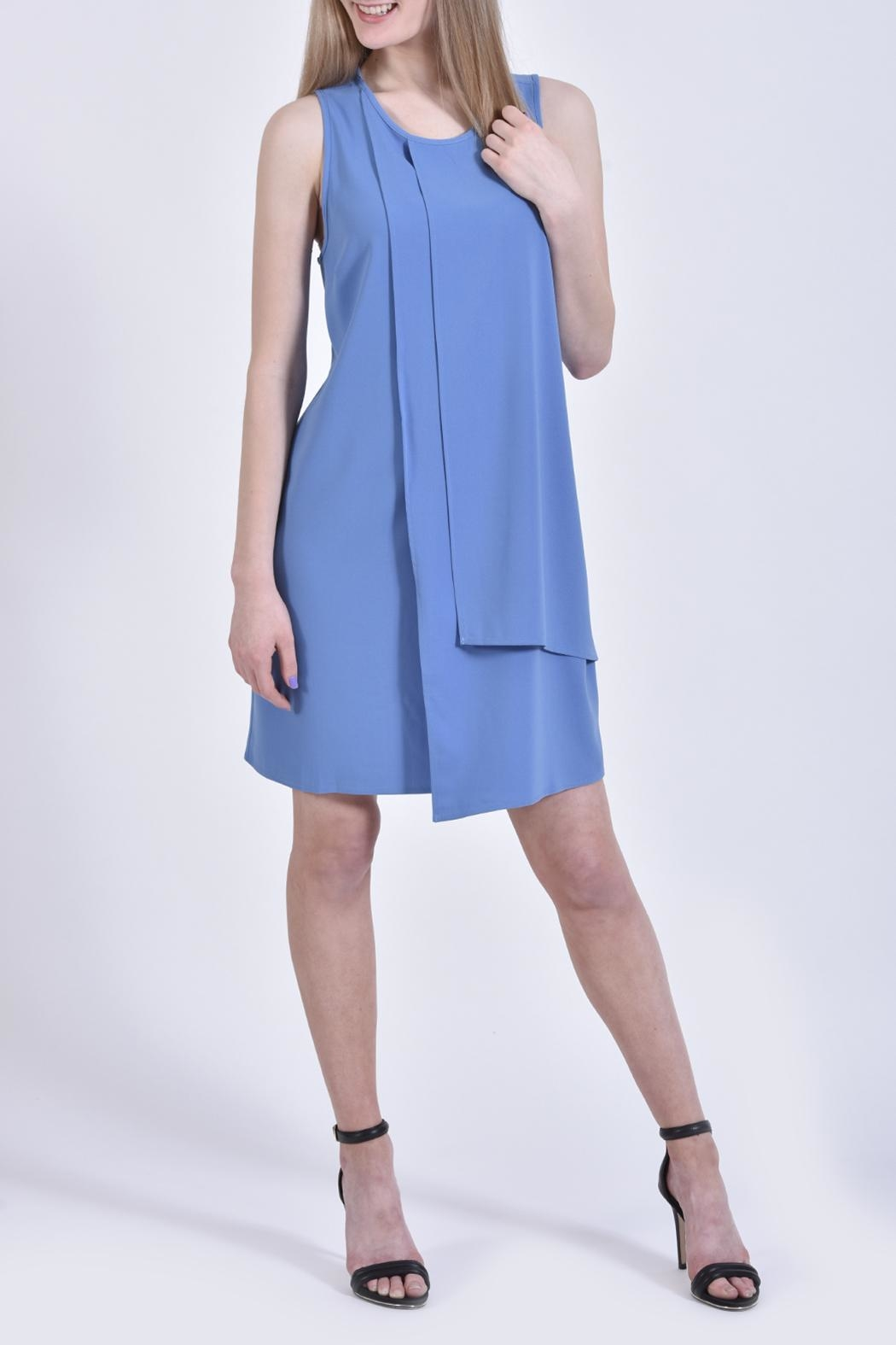 Mud Pie Blue Dress - Main Image