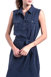 ANA PEREZ Blue Eco Dress - Other