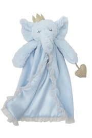 Mud Pie Blue Elephant Lovie - Product Mini Image