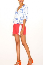 PepaLoves Blue Fish Top - Side cropped