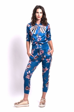 Shoptiques Product: Blue Floral Set