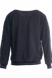 Dame Blanche Anvers Blue/gold Sweater - Other
