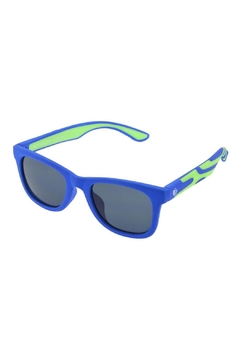 Shoptiques Product: Blue & Green Sunglasses