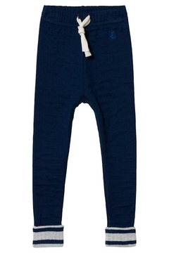 Shoptiques Product: Blue Knit Pants