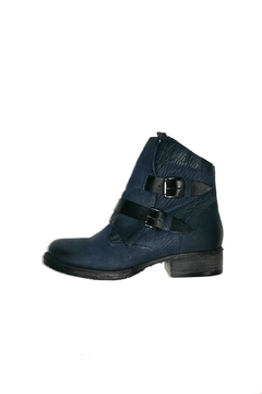 MJUS Blue Leather Boot - Alternate List Image