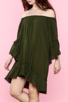 Shoptiques Product: Callista Ruffle Dress