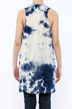Blue Life Sleeveless Tunic - Alternate List Image