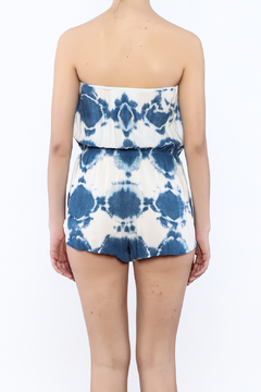 Blue Life Tube Romper - Alternate List Image