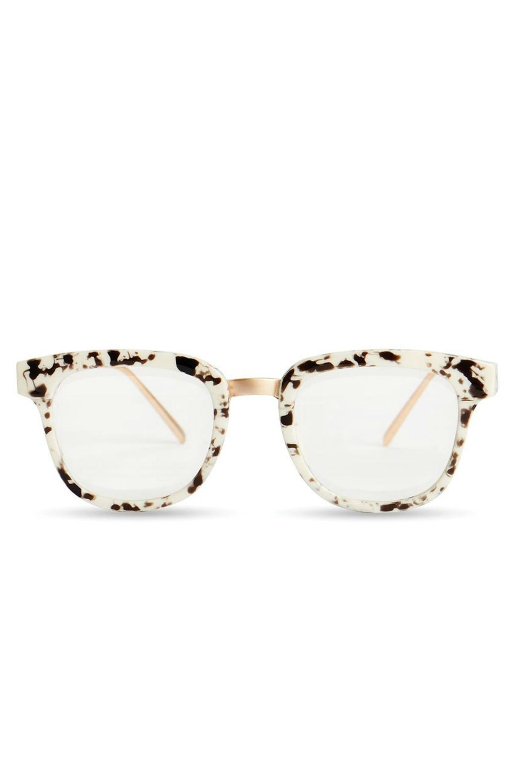 Coco + Carmen Blue-Light Blocking Glasses - Front Cropped Image