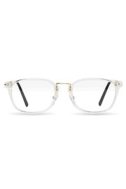 Coco + Carmen Blue-Light Blocking Glasses - Front cropped