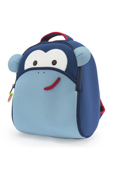 Dabbawalla Blue Monkey Backpack - Product List Image