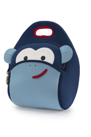 Dabbawalla Blue Monkey Lunchbag - Product Mini Image