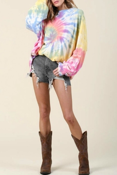 Blue Buttercup Tie-Dye All Day - Product List Image