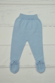 Granlei 1980 Blue Newborn Outfit - Side cropped