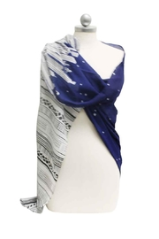 Cuccia Italia Blue Nyc Scarf - Product Mini Image