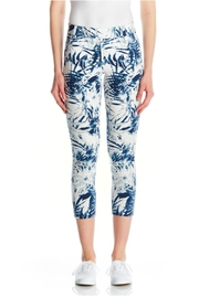 Tyler Madison Blue Palm Pant - Product Mini Image
