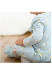 Magnetic Me Blue Plovers Magnetic Footie - Front full body