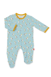 Magnetic Me Blue Plovers Magnetic Footie - Front cropped
