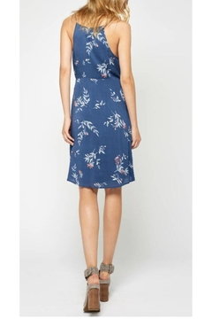 Gentle Fawn Blue Print Dress - Alternate List Image