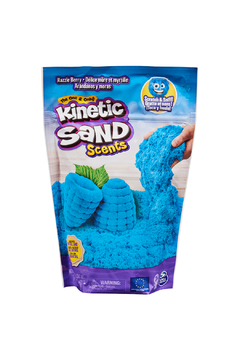 Kinetic Sand Blue Razzle Berry Scents 8 oz - Product List Image
