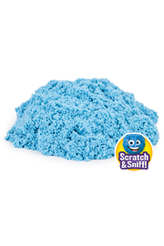 Kinetic Sand Blue Razzle Berry Scents 8 oz - Side cropped