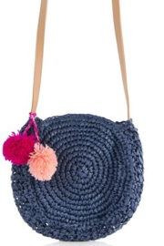Shiraleah Blue Rio Cross-Body - Product Mini Image