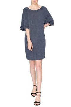 Native Youth Blue Sack Dress - Product List Image