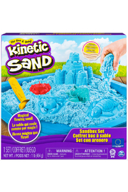 Kinetic Sand box Set - Front cropped