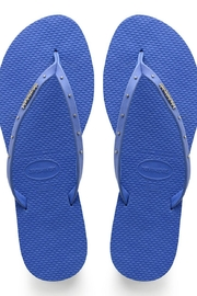 Havaianas Blue Star Flipflops - Product Mini Image