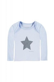Belly Button Blue Star T-Shirt - Front cropped