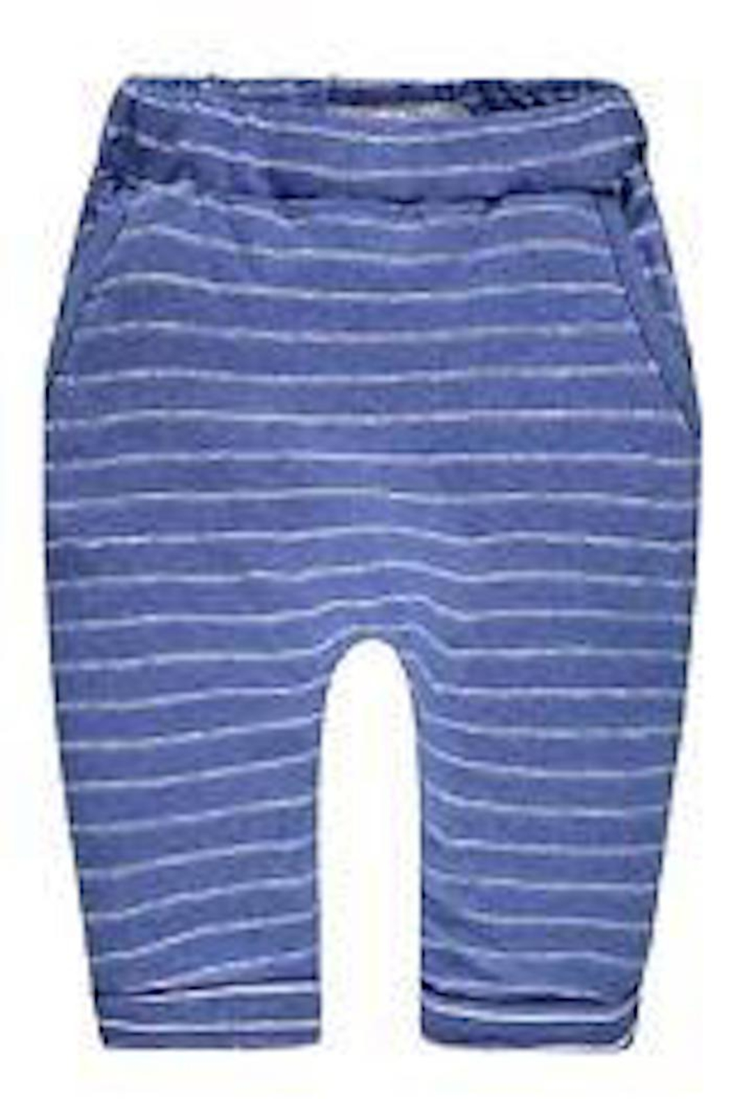 Belly Button Blue Striped Pants - Main Image