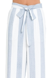 After Market Blue Striped Two-Piece-Set - Other