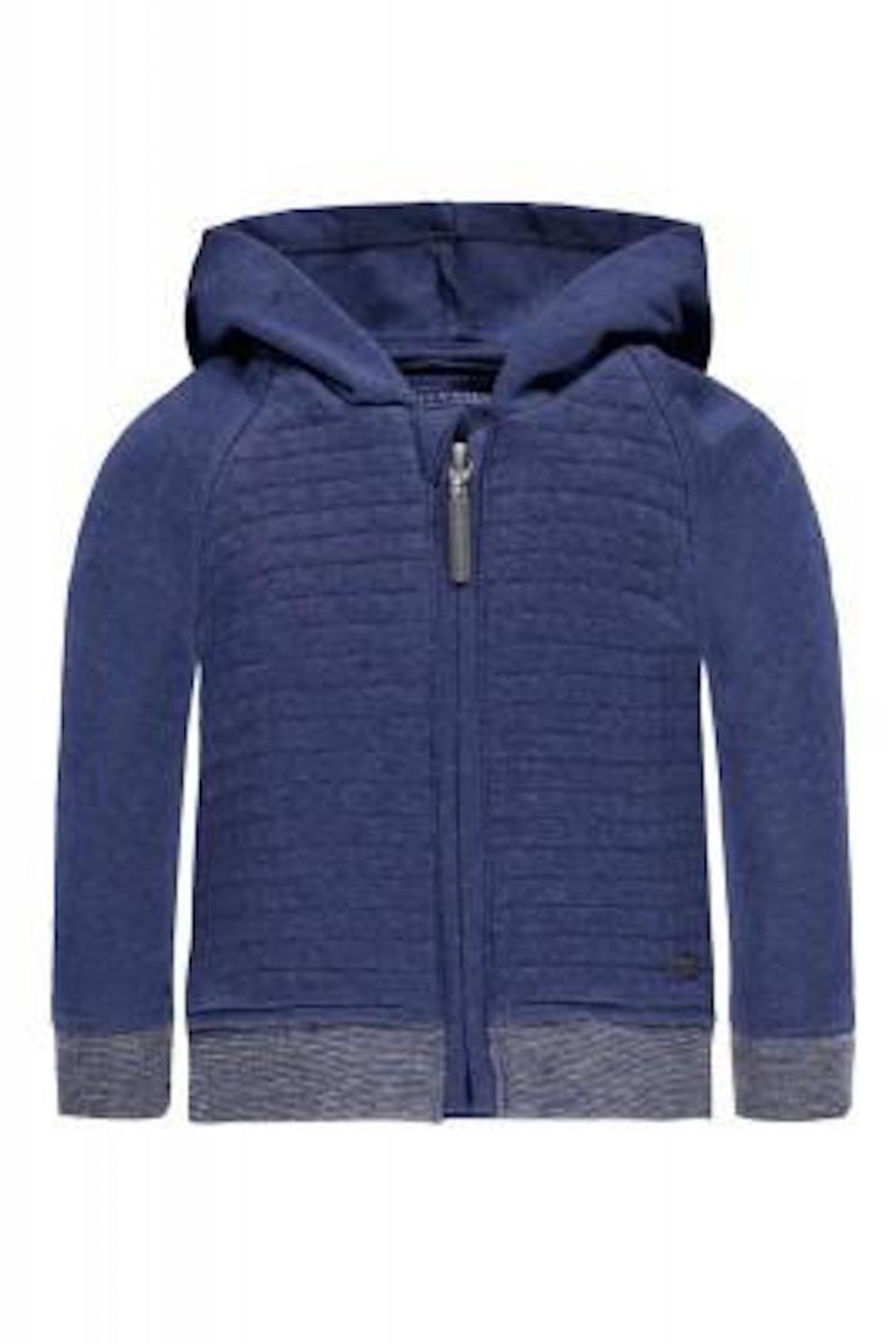 Belly Button Blue Sweat Jacket - Main Image