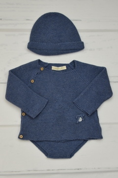 Shoptiques Product: Blue Tepee Outfit