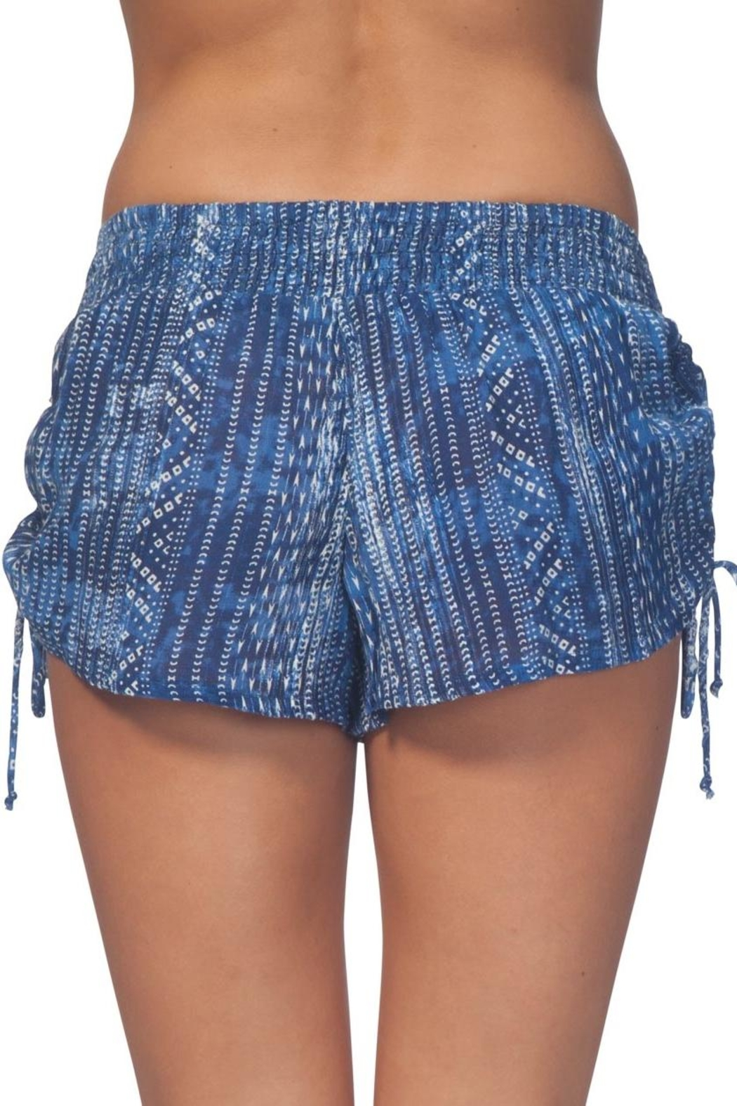 Rip Curl Blue Tides Shorts - Side Cropped Image