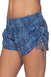 Rip Curl Blue Tides Shorts - Back cropped