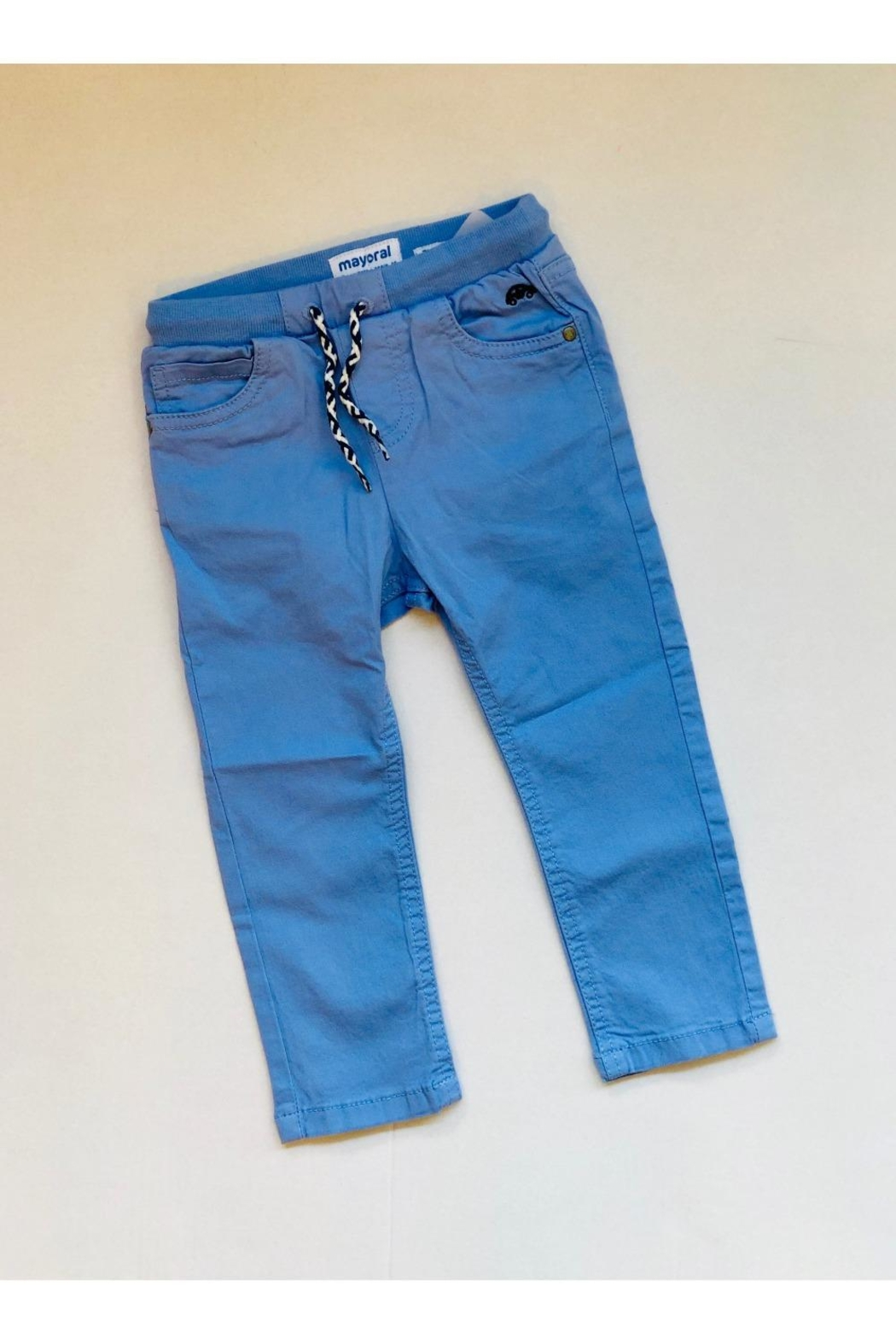 Mayoral Blue Trousers - Main Image