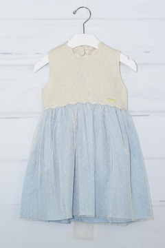 Shoptiques Product: Blue Tulle Dress