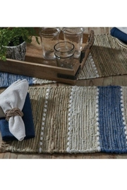Park Designs Blue Woven Placemat - Product Mini Image