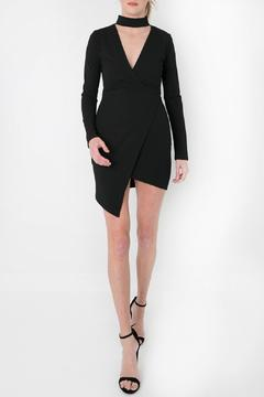 Shoptiques Product: Long-Sleeve Choker Dress
