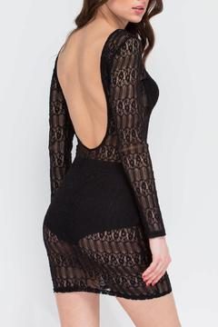 Shoptiques Product: Short Lace Dress