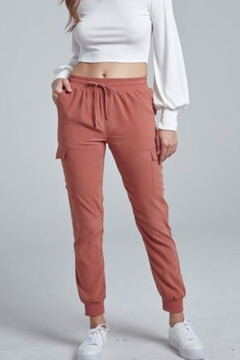 Shoptiques Product: Side Tape Jogger