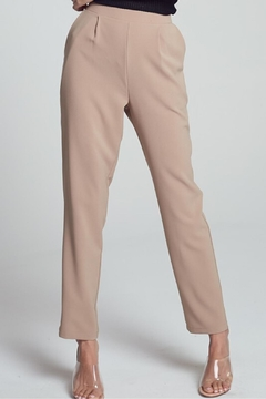 blue blush Straight-Leg Pant - Product List Image
