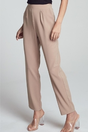 blue blush Straight-Leg Pant - Front full body