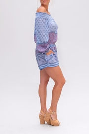 BLUE BOHEME Bella Romper - Front full body