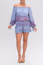 BLUE BOHEME Bella Romper - Product Mini Image
