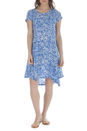 Blue Ginger Short Sleeve Dress - Product Mini Image