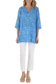 Blue Ginger Tapa Tunic - Product Mini Image
